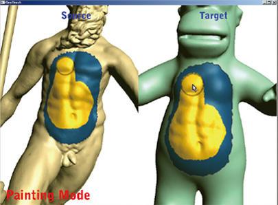 3Dモデリングのための直感的なインタフェース